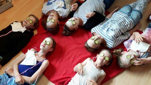 Gesichtsmasken für die Beauty Party
